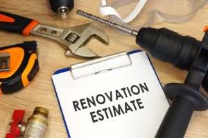 stay within remodeling budget and get estimates | TruHome Inc providing remodeling, roofing, windows, concrete floors, and siding services in Monroe, WI and Tristate area