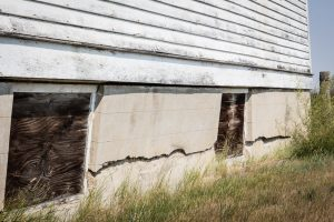 fix the foundation with fall remodeling projects | TruHome Inc providing remodeling, roofing, windows, concrete floors, and siding services in Monroe, WI and Tristate area