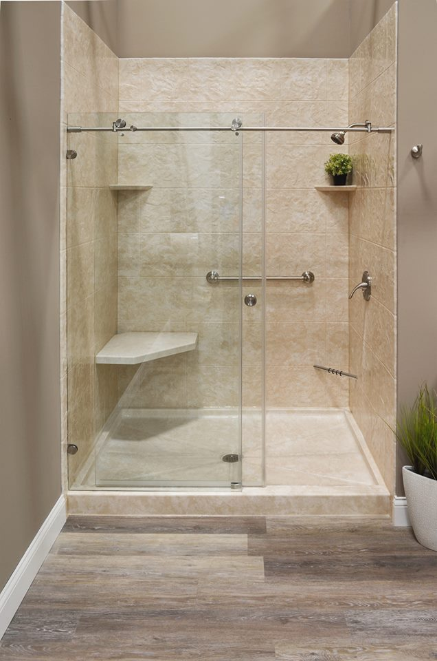 Bathroom Remodeling By Truhome Inc Call 833 Tru Home For