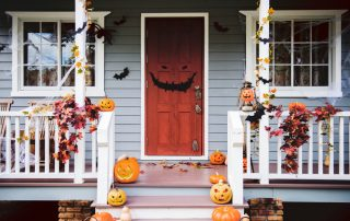 Trick or Treat Halloween home safety tips to prevent vandalism | TruHome Inc providing remodeling, roofing, windows, concrete floors, and siding services in Monroe, WI and Tristate area