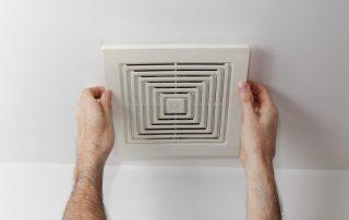 ceiling bathroom exhaust fan