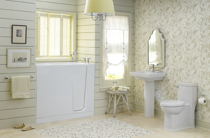 3 Benefits Of A Walk-In Tub